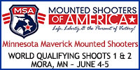 Mounted Shooters of America